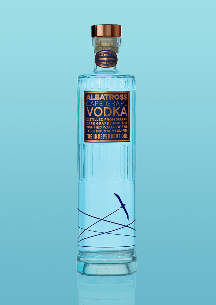 Albatross Vodka 750ml