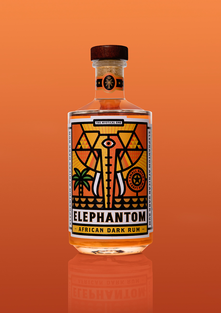 Elephantom Rum 750ml
